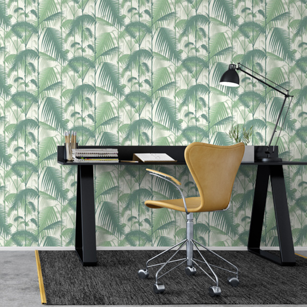 Papier peint inspiration jungle Cole And Son