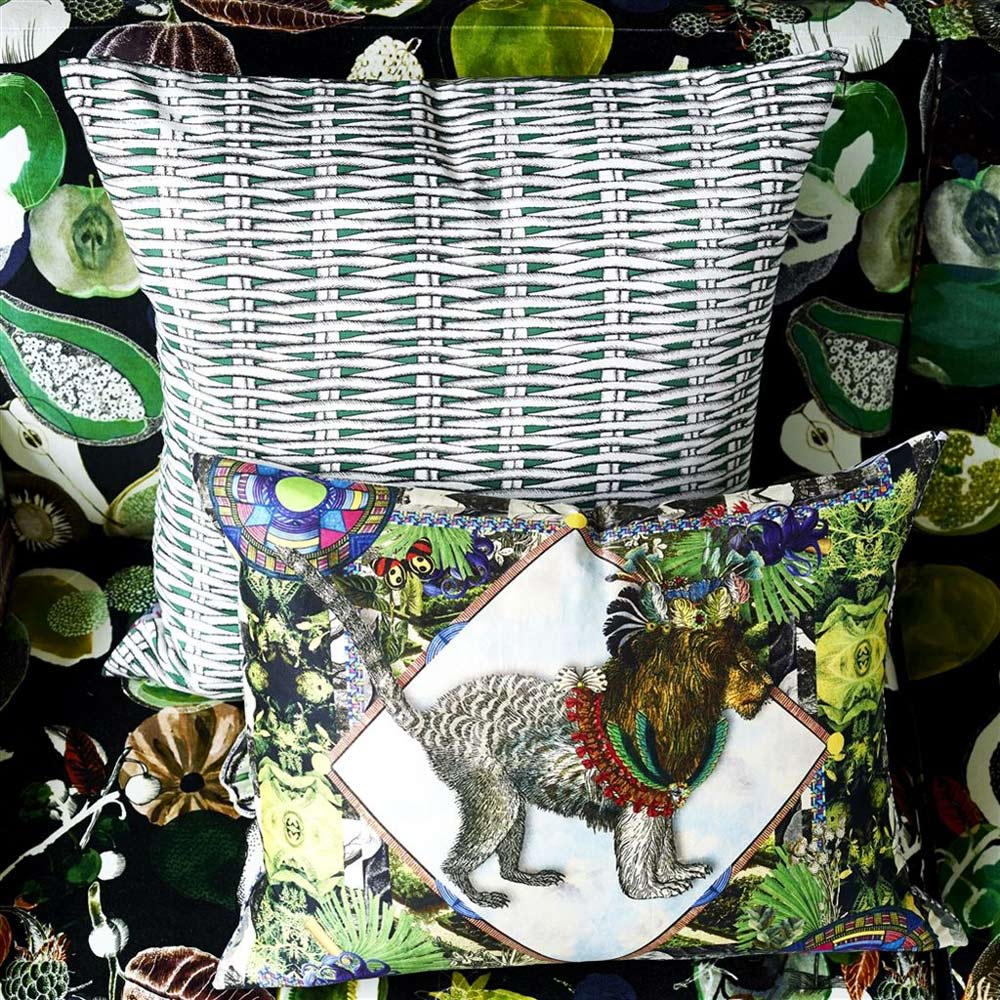 Coussins inspirations Jungle - Christian Lacroix